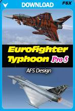 Eurofighter Typhoon Pro 5 (FSX)