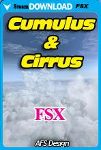 Cumulus & Cirrus for FSX