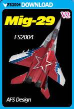 Mig-29 V2 (FS2004)