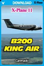 Carenado B200 KING AIR for X-Plane 11