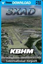 Birmingham–Shuttlesworth International Airport (KBHM)