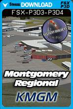 Montgomery Regional Airport (KMGM)