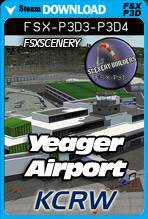 Yeager Airport (KCRW)