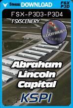 Abraham Lincoln Capital Airport (KSPI)