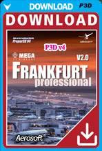 Mega Airport Frankfurt V2.0 Professional