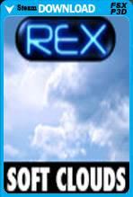 REX Soft Clouds (FSX+P3D)