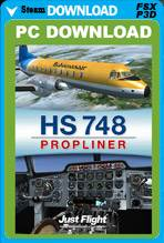 HS-748 Propliner