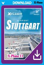 Airport Stuttgart XP (X-Plane 11)