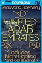 RealWorld Scenery - United Arab Emirates 3D 2017