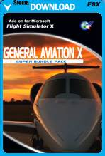 General Aviation X Super Bundle Pack