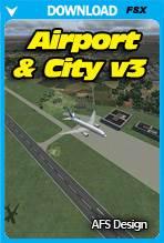 Airport & City v3 (FSX)