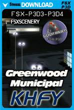 Greenwood Municipal Airport (KHFY)