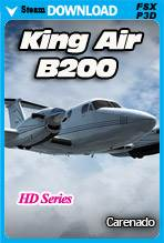 Carenado B200 King Air HD Series