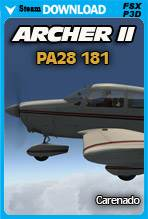 Carenado PA-28-181 ARCHER II (FSX/P3D)