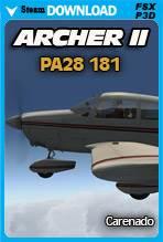 Carenado PA-28-181 ARCHER II (FSX/P3D)