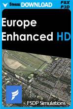 Europe Enhanced HD