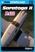 Alabeo PA32 Saratoga II TC HD Series (FSX+P3D)