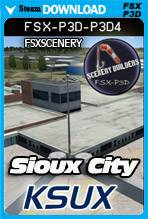 Sioux City Airport (KSUX)