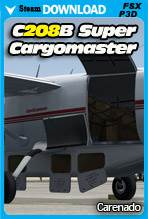 Carenado C208B Super Cargo Master Expansion Pack HD Series (FSX/P3D)