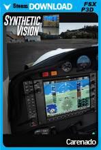 Carenado Synthetic Vision System (SVS) FSX/P3D