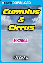 Cumulus & Cirrus for FS2004