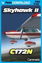 Carenado C172N Skyhawk II (FSX/P3D)