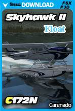 Carenado C172N Skyhawk II FLOAT (FSX/P3D)