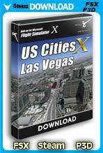US Cities X - Las Vegas