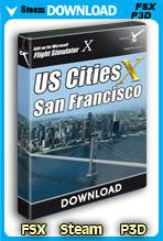 USCitiesX - San Francisco