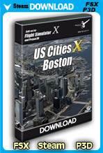 US Cities X - Boston (FSX/FSX:SE/P3D)