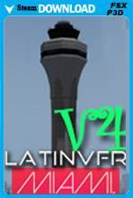 Miami International Airport V4 (KMIA) FSX/FSX:SE