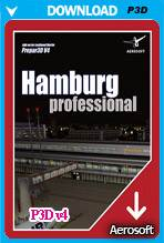 German Airports - Hamburg professional