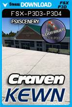 Craven County Regional Airport (KEWN)