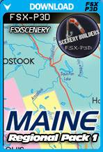 1st Maine Regional Airport Pack