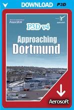 Approaching Dortmund