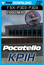 Pocatello Regional Airport  (KPIH)
