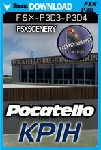 Pocatello Regional Airport  (KPIH)