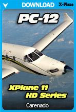 Carenado PC12 HD Series (X-Plane 11)