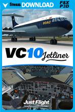 VC10 Jetliner