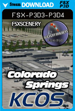 City of Colorado Springs Municipal Airport (KCOS)