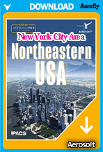 Northeatern USA (Aerofly)