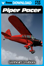 Piper Pacer 180 Super Pack