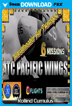 WW2 ATC Pacific Intratheater Missions
