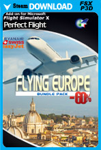 Flying Europe Bundle Pack