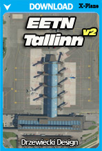 EETN Tallinn v2 XP (X-Plane)