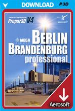 Mega Airport Berlin-Brandenburg professional