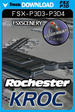 Greater Rochester Airport (KROC)