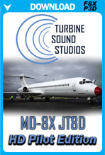 MD-8X Pilot Edition Sound Package