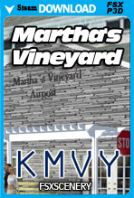 Martha's Vineyard Airport (KMVY)