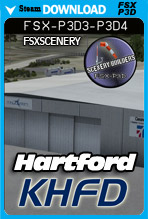 Hartford–Brainard Airport (KHFD)